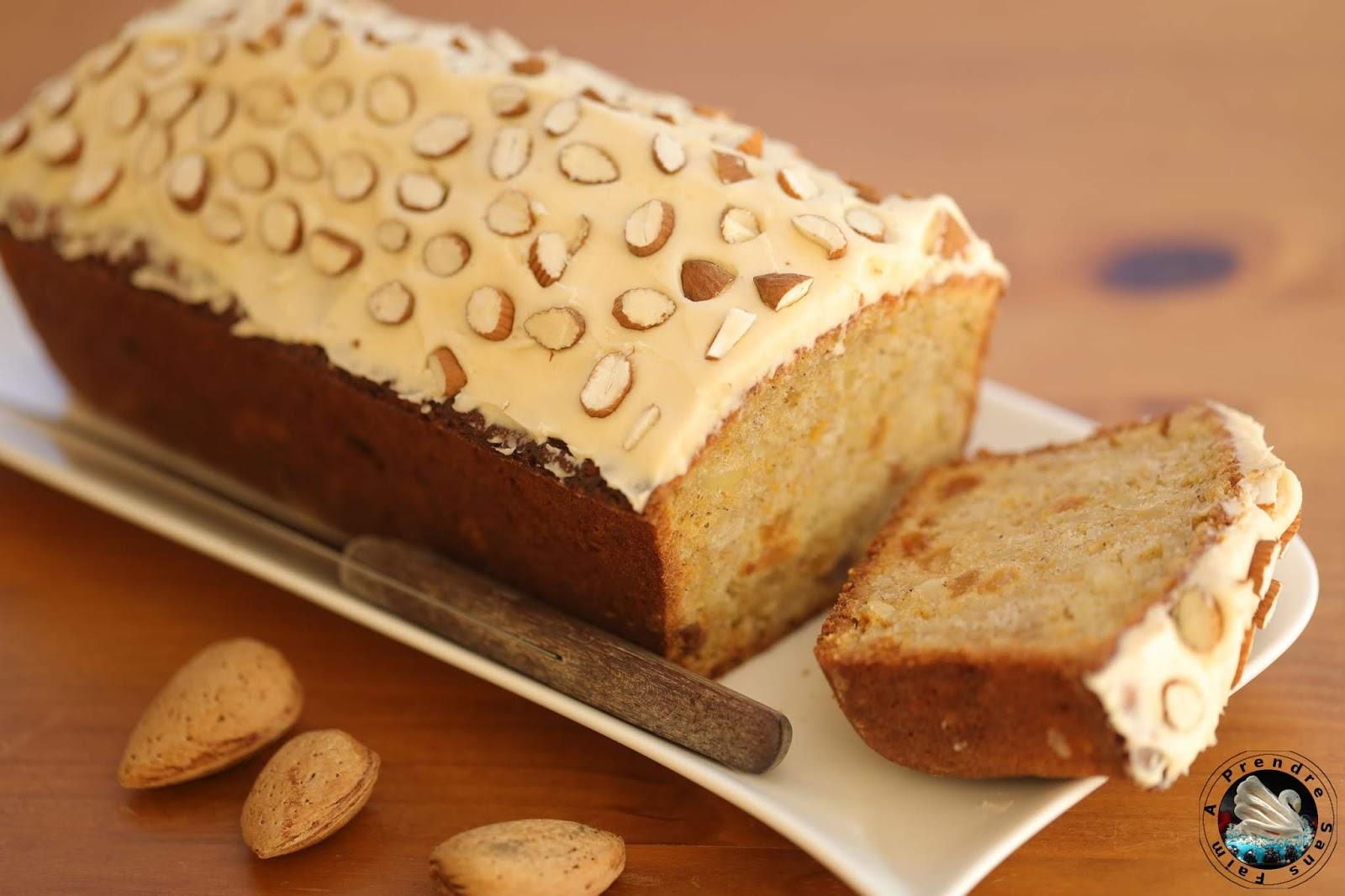 Cake à la citrouille et fruits secs