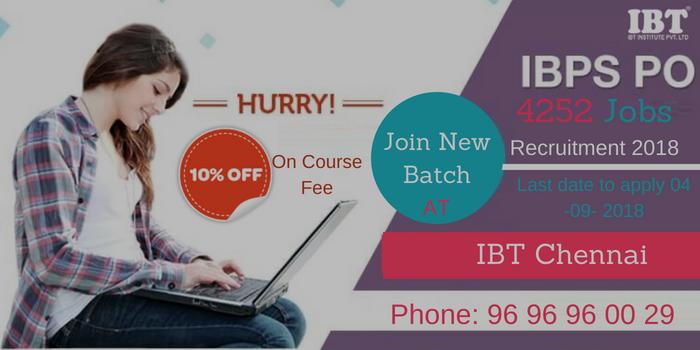 Ibps po exam coaching classes in bangalore dating