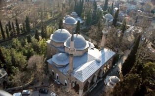 Bursa Muradiye Külliyesi