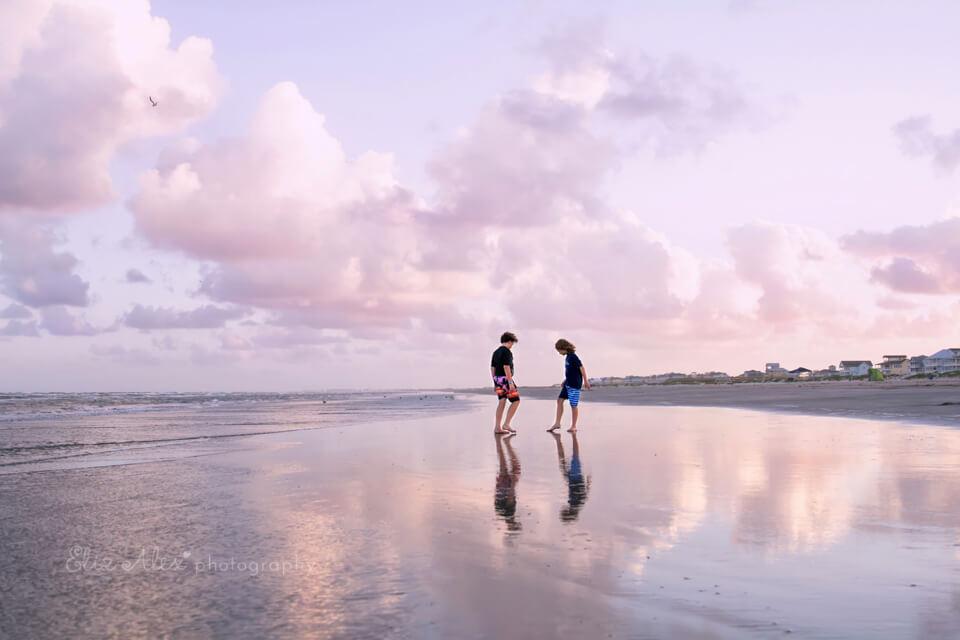 galveston beach photographer