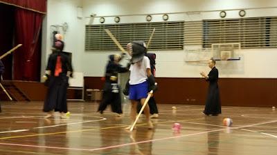 剣道の気合い、奇声はなぜ必要か。