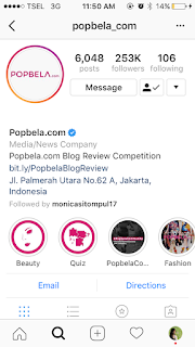 Stay Fabulous and Up to Date with POPBELA.com ❤️ | POPBELA.com Review