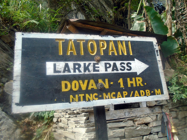 manaslu tea house trekking