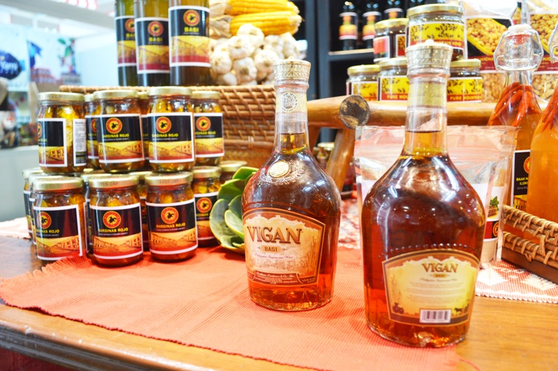 Asia's Food and Ingredients Show, Vigan Basi wine