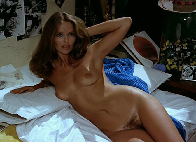 Think, Barbara bach nude naked the