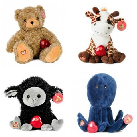 babys heartbeat bear giveaway