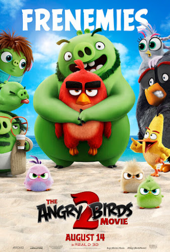 The Angry Birds Movie 2 (BRRip 720p Dual Latino / Ingles) (2019)