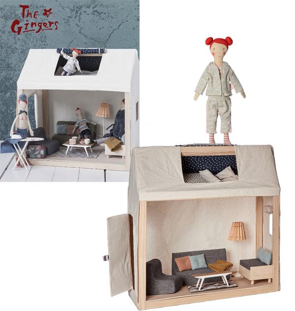 echte schoenen geen verkoopbelasting goede verkoop Knuffels à la carte blog: Let's cuddle the Maileg Ginger family!