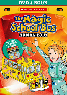 The Magic School Bus Human Body