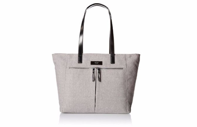 Knomo Mayfair Grosvenor Top Zip Tote