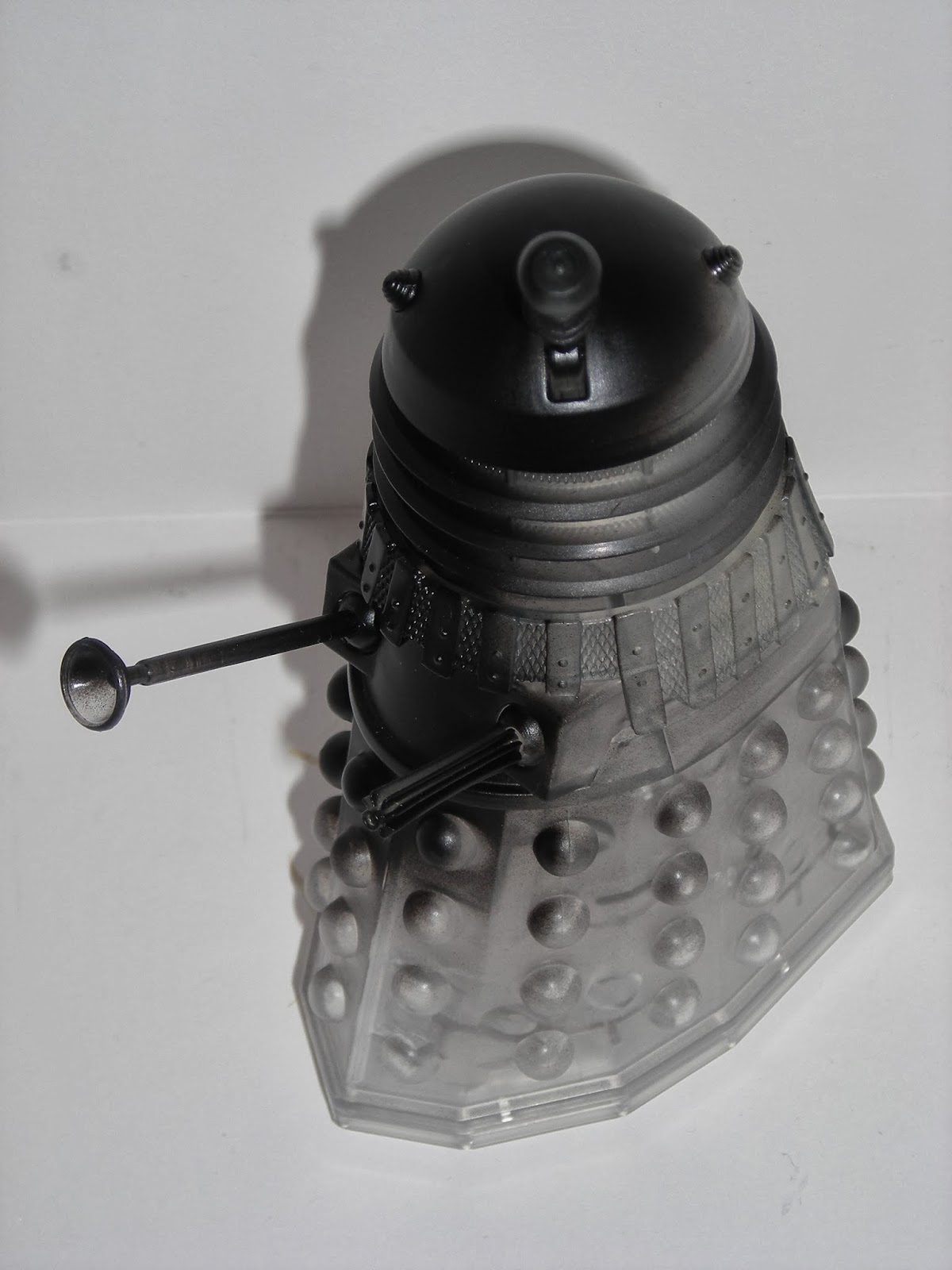 Dalek from below