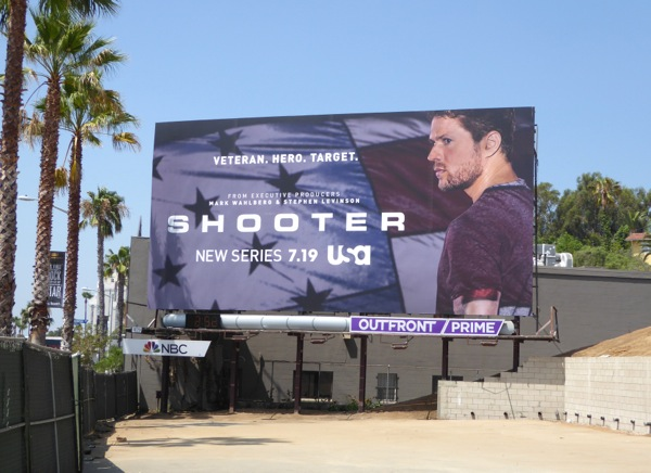 Shooter season 1 billboard