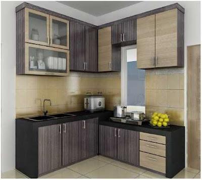 dapur minimalis ukuran 2x2 meter