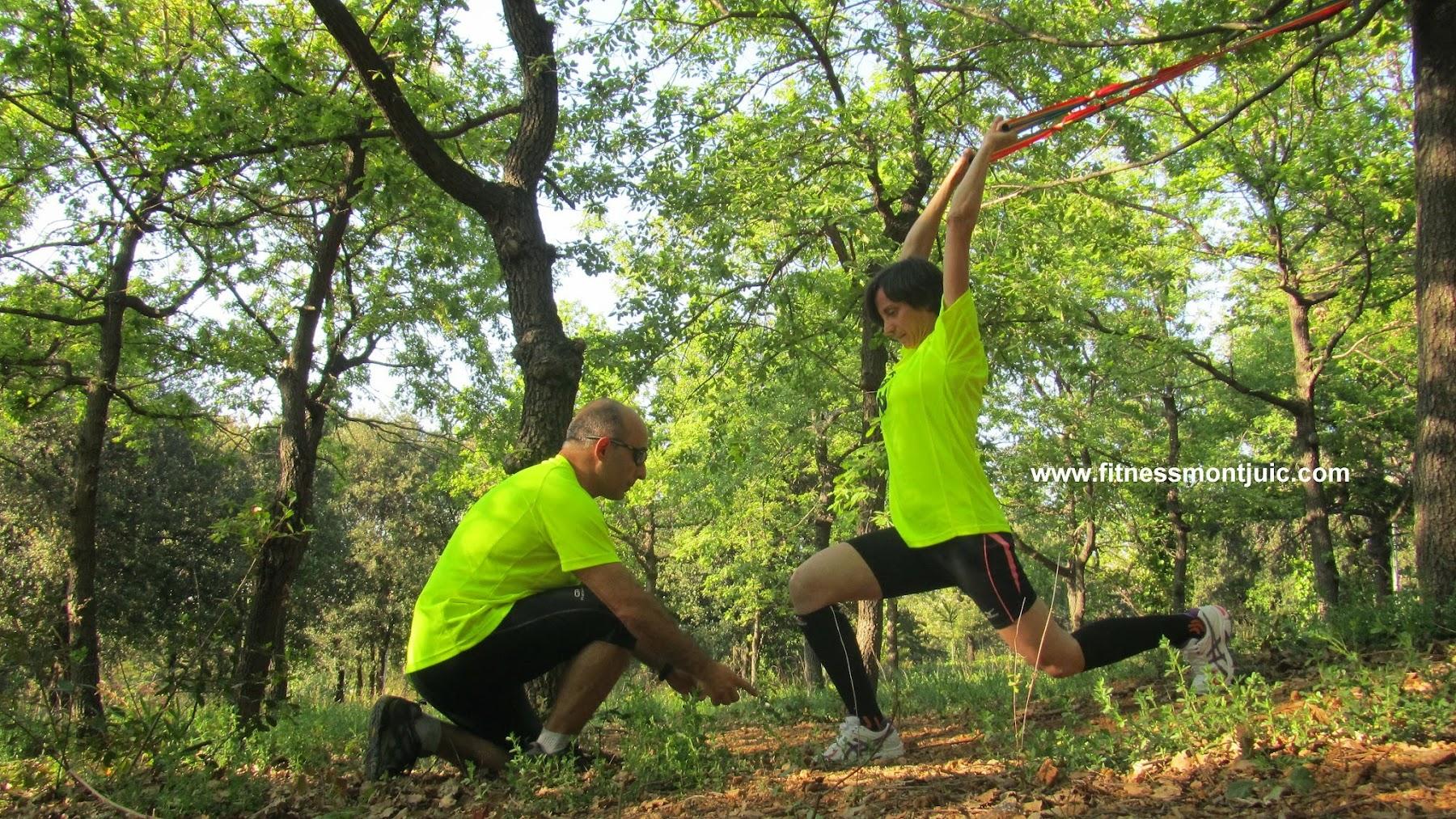 Entrenador Personal Barcelona Fitness Montjuic