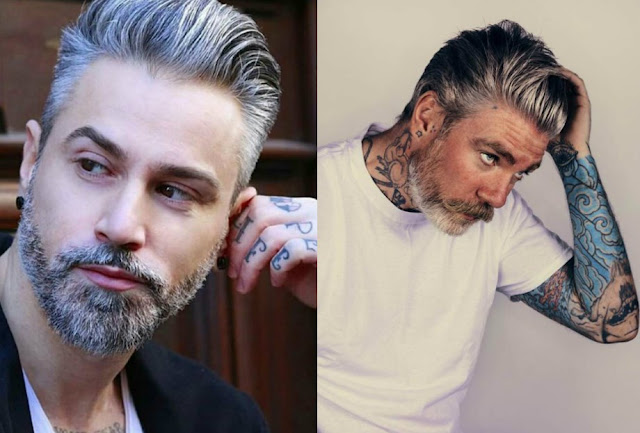 What Men Need to Know About Grey Hair