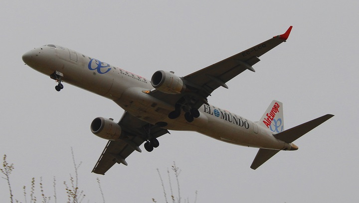 Avion Air Europa elmundo