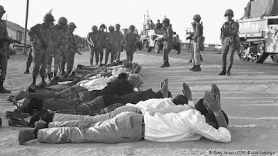 Combatentes egípcios capturados - Coisas Judaicas