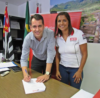 Prefeitura de Miracatu renova convênio com SESI SP