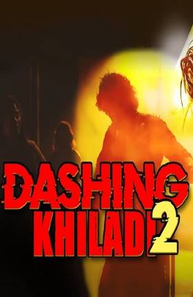 Dashing Khiladi 2 (2019) Hindi Dubbed 300MB Movie Download