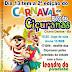 """Vem ai"""" Carnaval Das Bloco Das Ciçuranas  EM Cícero Dantas -BA"""