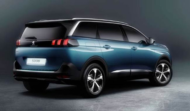 2018 Peugeot 5008 Specs, Release Date, Price