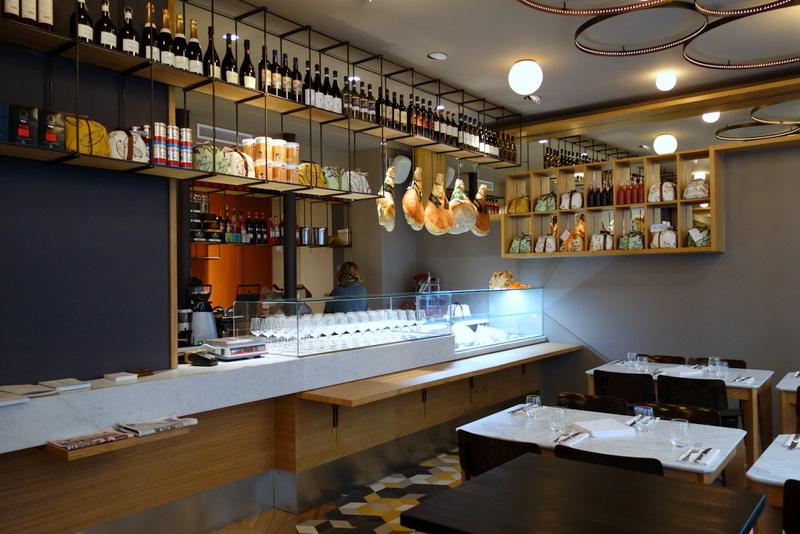 Rue Rougemont Restaurant