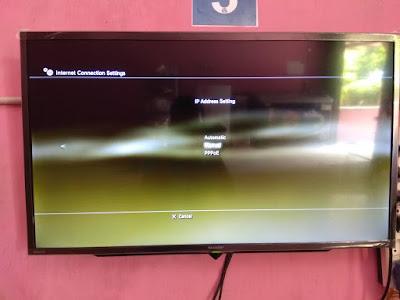 Menyambungkan PS3 Ke Laptop Dengan LAN 19