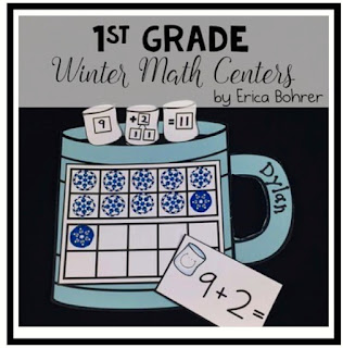 https://www.teacherspayteachers.com/Product/1st-Grade-Winter-Math-Centers-2282695