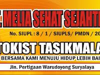 Download Contoh Spanduk Melia Sehat Sejahtera Format CDR