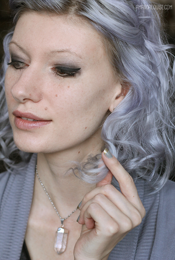 How I Got My Silver Hair Ion Color Brilliance You