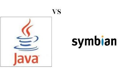 Perbedaan OS Symbian dengan Java