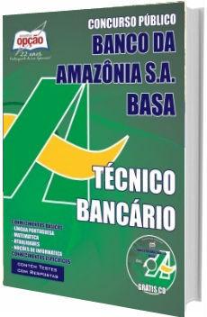Apostila Concurso BASA 2018