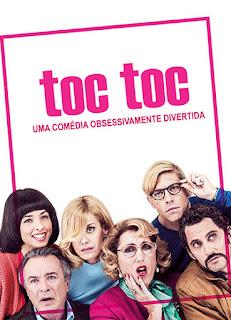 Toc Toc: Uma Comédia Obsessivamente Divertida - BDRip Dual Áudio