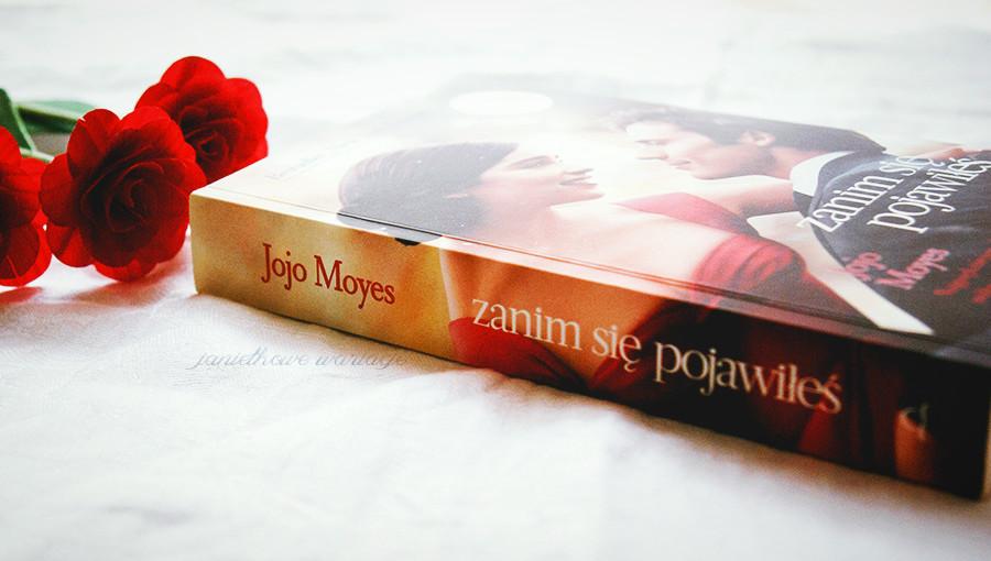 Środa z czytaniem - Zanim sie pojawiłeś Jojo Moys - książka