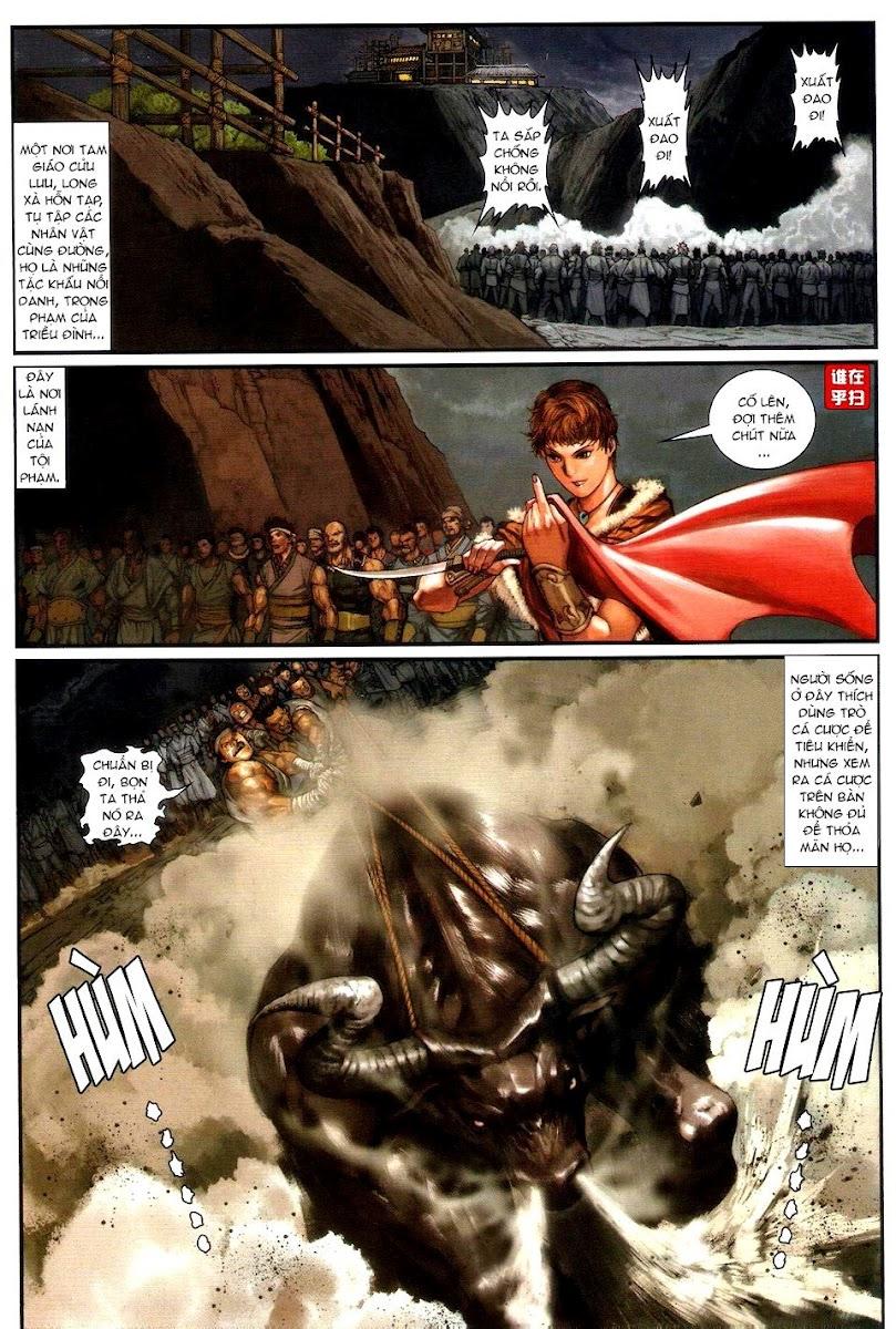 Ôn Thụy An Quần Hiệp Truyện chap 53 trang 12