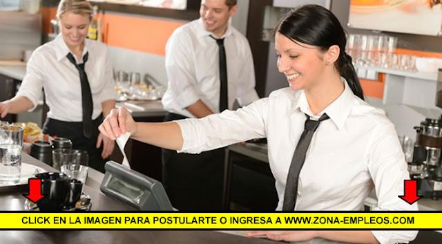 SE BUSCA CAJERO/A PARA CAFETERÍA