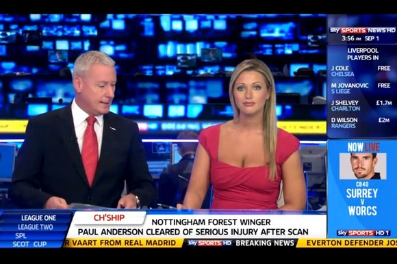 Sky Sports Stream
