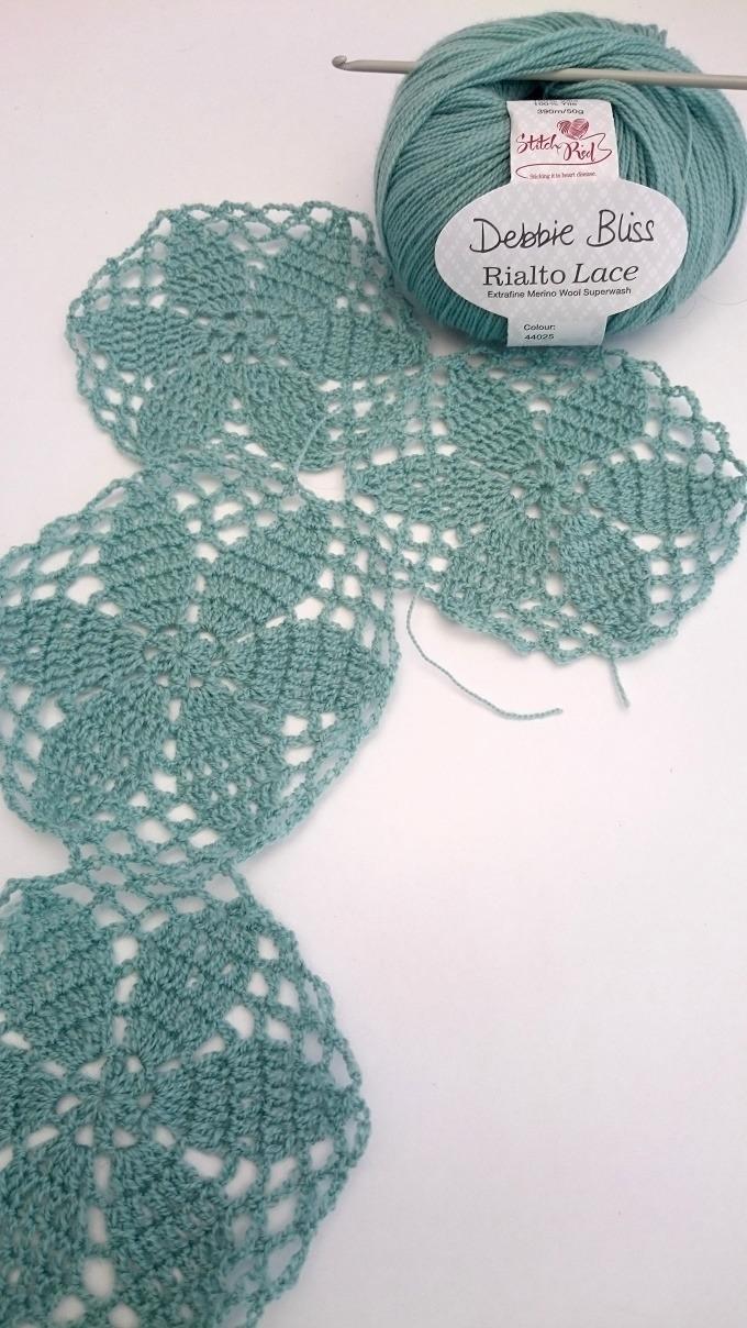 cecile balladino sea glass shawl by lazy daisy jones