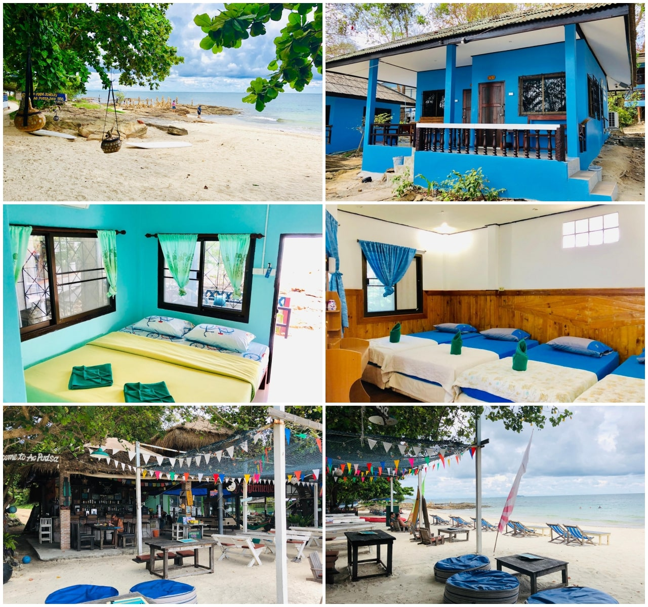 รีวิว!! 8 ที่พักเกาะเสม็ดติดทะเล ราคาถูก ตื่นมาวิ่งลงหาดได้เลย