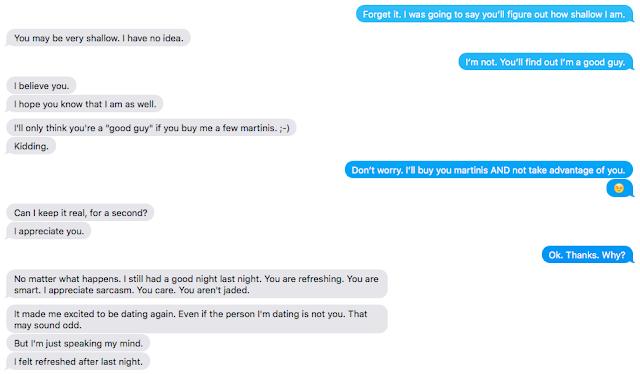 dating arrangements