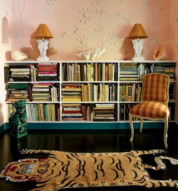 Fiorito Interior Design: Tibetan Tiger Rugs