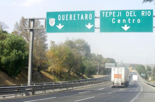 Carretera México-Querétaro: embotellamientos durante 15 días gracias a Pemex