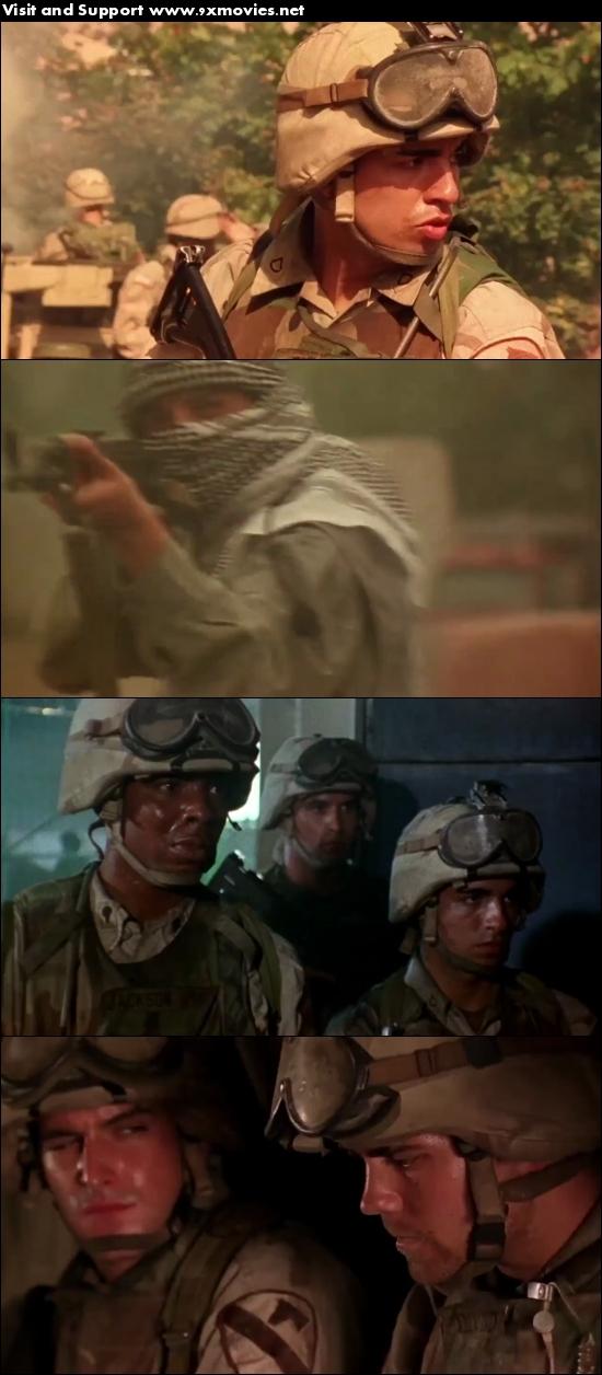 American Soldiers 2005 Dual Audio Hindi 480p BluRay
