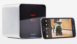 Petcube Camera pet video monitor and smartphone app