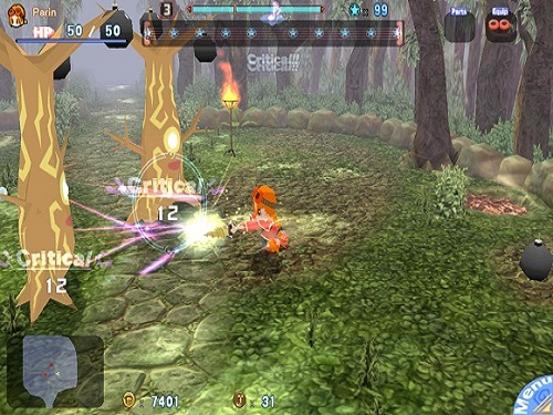 Gurumin A Monstrous Adventure Game