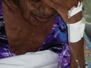 CRIME: Filho é suspeito de estuprar a própria mãe de 80 anos