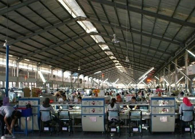 Lowongan Kerja Daerah Tangerang Staff PT Pratama Abadi Industri (Pabrik Sepatu) Banten