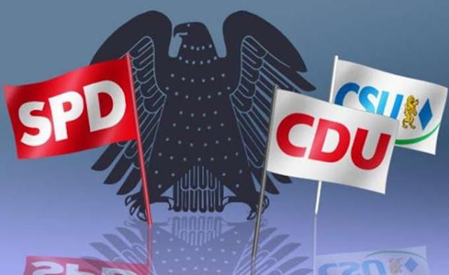 Γερμανικές εκλογές: Ησυχία πριν από την καταιγίδα