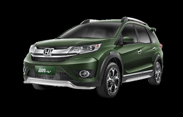 Harga Honda BRV di Pekanbaru Riau