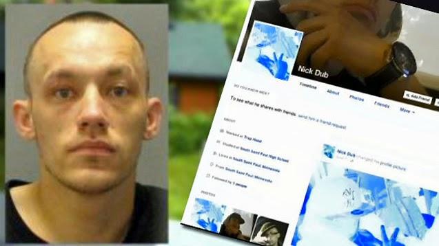 a728a16a22 Ladrão acessa Facebook em casa invadida